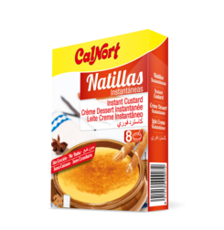 Natillas Instantáneas 130g