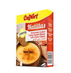 Natillas Caseras 120g
